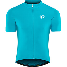 PEARL iZUMi Select Pursuit Shortsleeve Jersey Herren atomic blue/mid navy diffuse